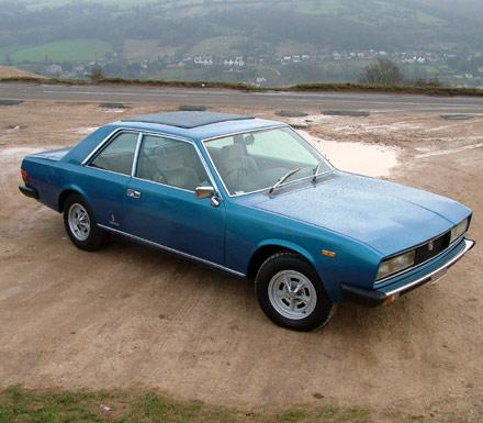 Fiat 130 Coupe for Sale